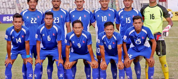 Nepal Friendly Against Chinese Taipei in Kaohsuiung