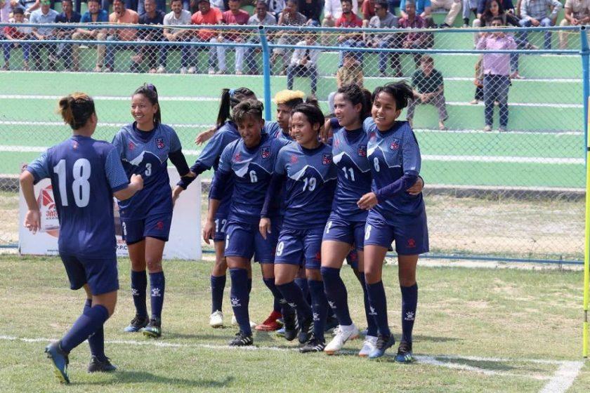 Nepal Thrash Sri Lanka: Reach SAFF Women's Championship Final