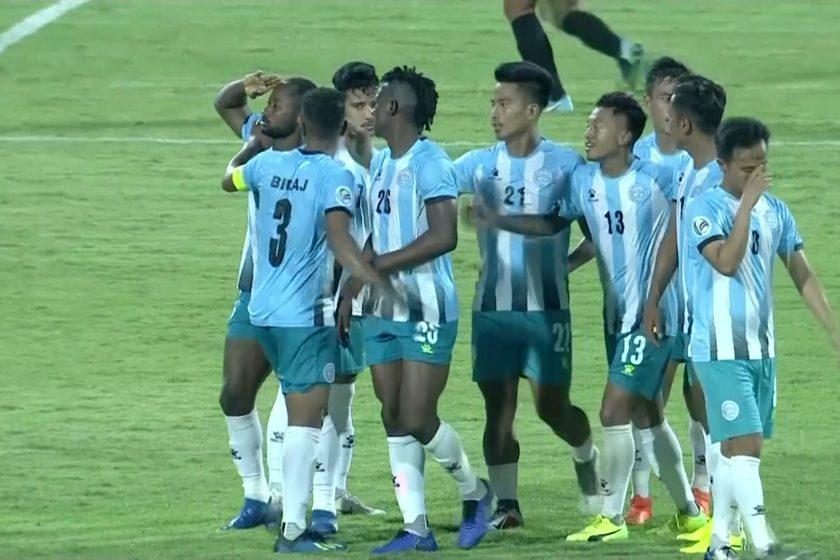 MMC Minerva Plays Draw : AFC Cup