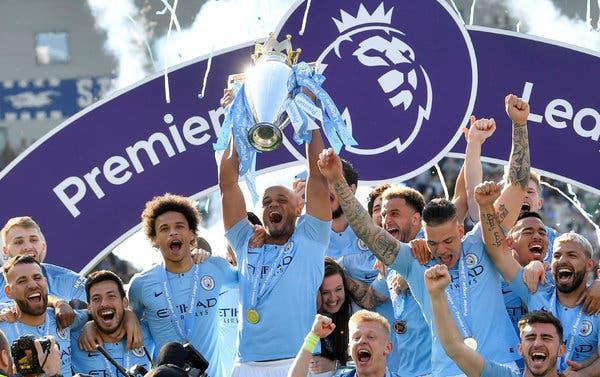 Manchester City can finally appear in Champions League Next Season