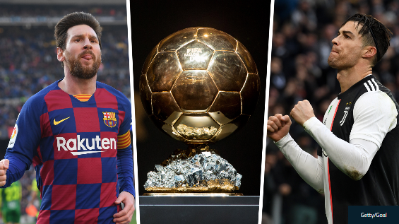 Although Ballon d'Or 2020 Officially Canceled, These Are the 5 Players Who Could Have Won