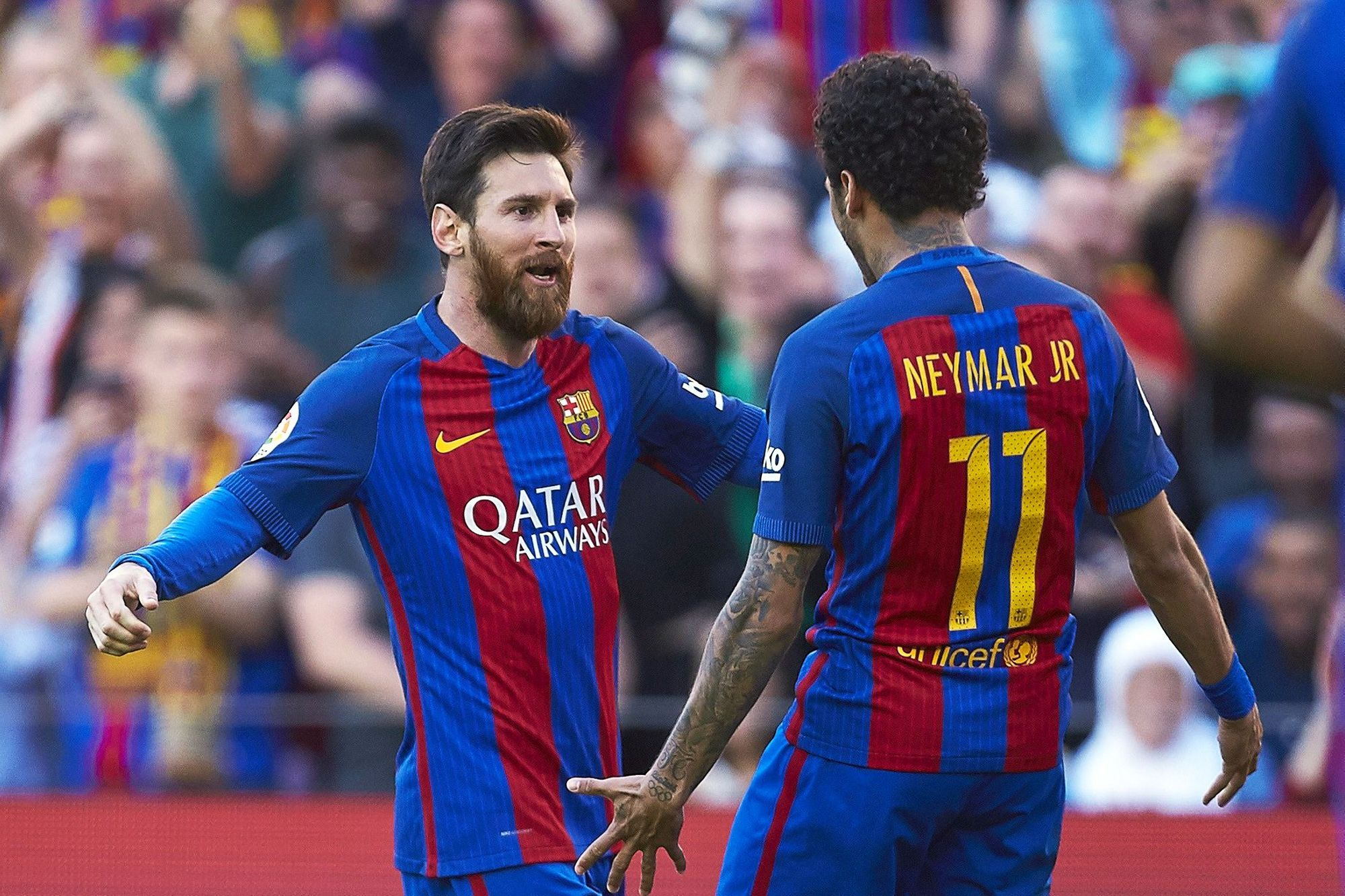 Only Neymar Jr. Can Save Messi and Barcelona Now