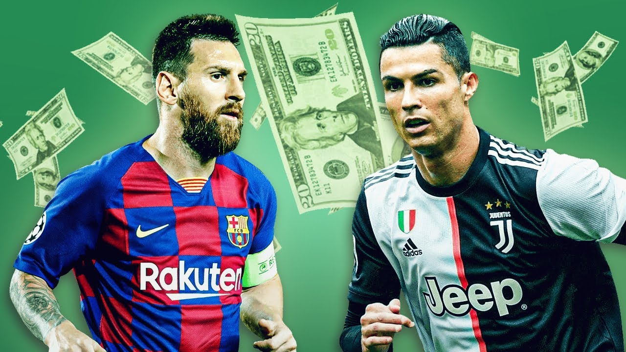 The Top 7 Richest Footballers In The World