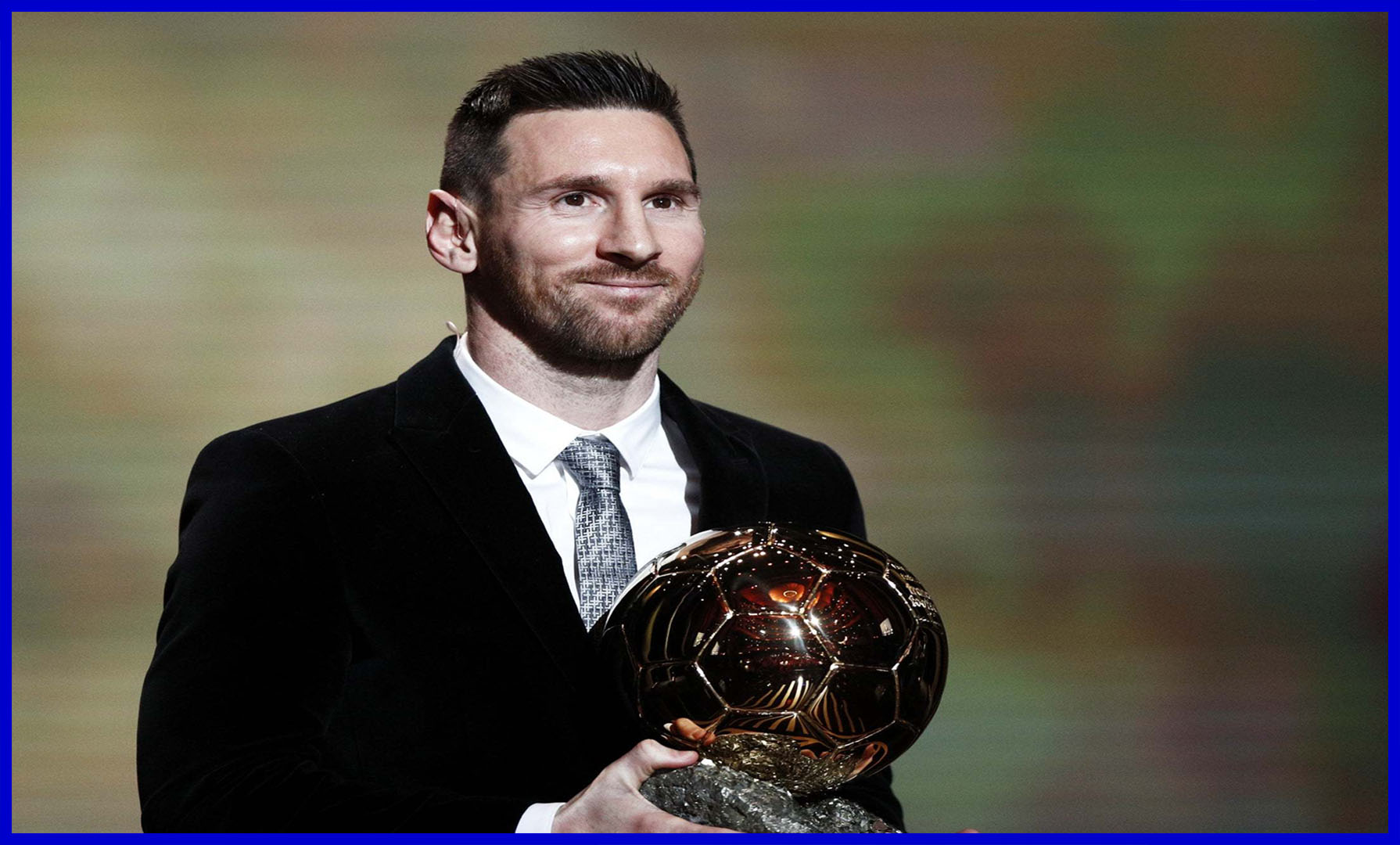 Lionel Messi's Sixth Ballon d' Or 2019