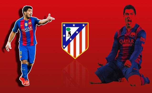 Luis Suarez transfer to Atletico Madrid