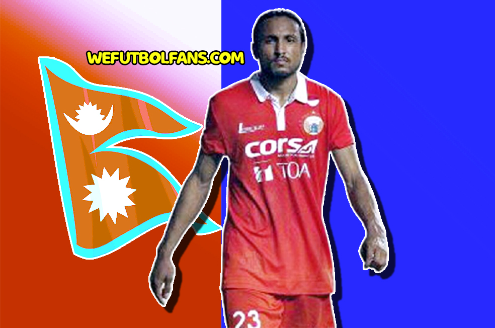 Rohit Chand, The Longest Asian Foreign Player to Defend Persija Jakarta
