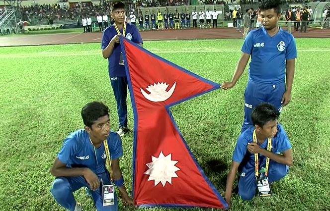 Nepal vs Bangladesh ★ Nepali Football Team Preparation in Dhaka