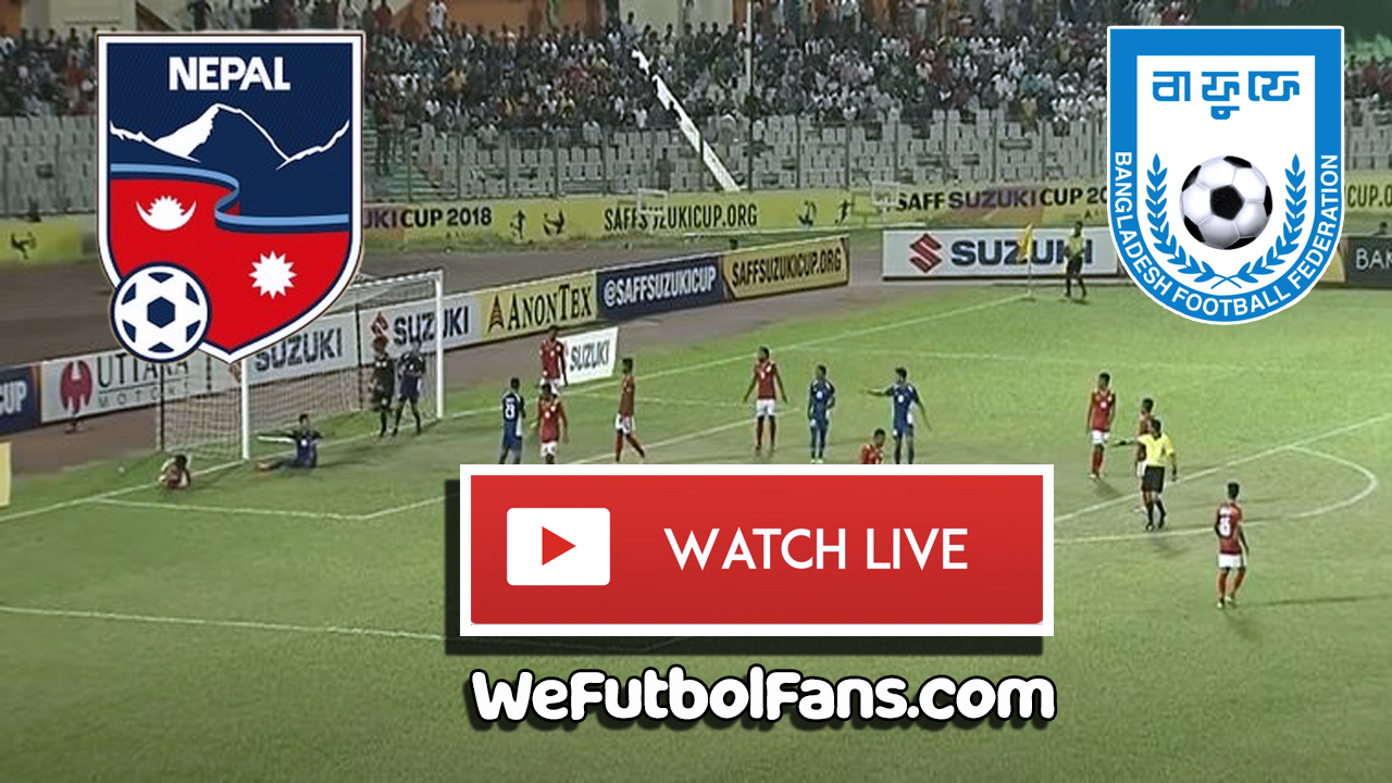 Nepal-Bangladesh match with spectators: LIVE Streaming